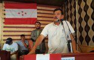 भारतले कालापानी खाँदा झिनामासिना भन्ने संचारमन्त्री गैरजिम्मेवारः नेता केसी