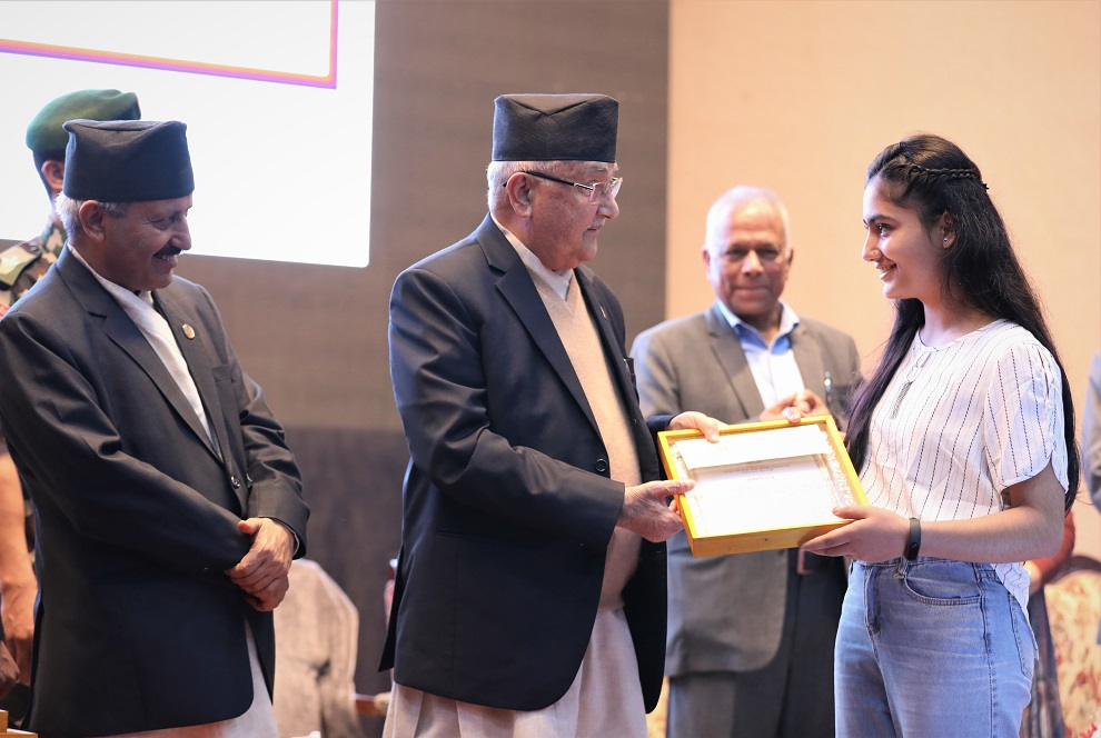 नेपाली विद्वान र वीर पूर्खाका सन्तान हौं, हामीले दुःख पाएका छैनौः प्रधानमन्त्री