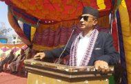काँग्रेसको आउँदो चुनावको एजेण्डा हिन्दु राज्य हुनुपर्छः नेता राजुराज जोशी