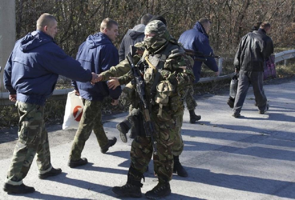 रूस–यूक्रेनबीच ७० कैदीबन्दीको आदानप्रदानः अमेरिका, जर्मनी र फ्रान्सद्वारा प्रसंशा