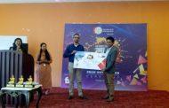 वाणिज्य बैंकको मोवाईल बैंकि महामेलाका विजयीहरुलार्ई पुरस्कार