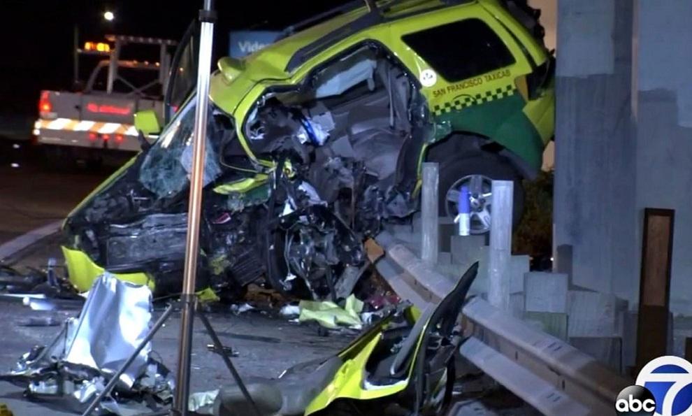 क्यालिफोर्नियामा सडक दुर्घटना, चार जनाको मृत्यु