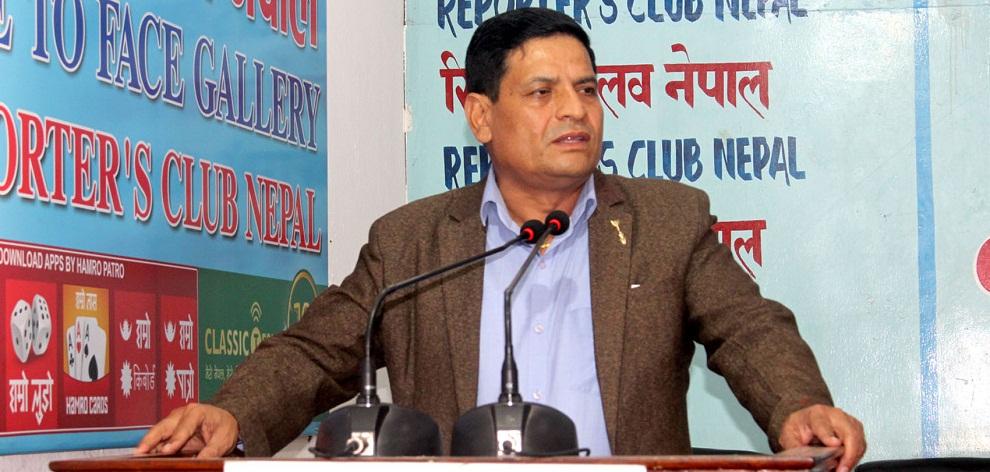 नेपाली क्रिकेटले चाँडै निकास पाउँछः क्यान अध्यक्ष चन्द