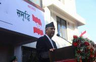 सगरमाथा चढेर शेर्पाले विश्वमा नेपाललाई चिनाए, दुबै देशका महत्वपूर्णः सभापति देउवा