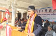 Unity within NC must for democracy: President Deuba
