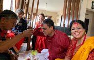 महजोडीदेखी राजेश हमाल हुंदै केकीसम्मको दशैं टीका (फोटो फिचर)