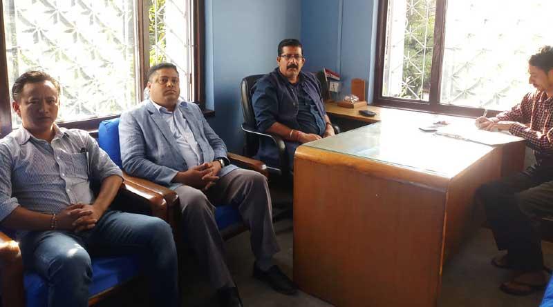 भारतीय सीमा अतिक्रमण बिरुद्ध देश ब्यापी प्रदर्शन गर्न ७७ जिल्लालाई अध्यक्ष बस्नेतको निर्देशन