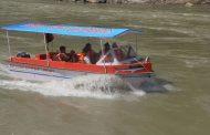 नारायणी नदीमा जलयात्रा शुरु