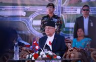 अब नेपाल विकासको नयाँयुगमा प्रवेश गरिसक्योः प्रधानमन्त्री