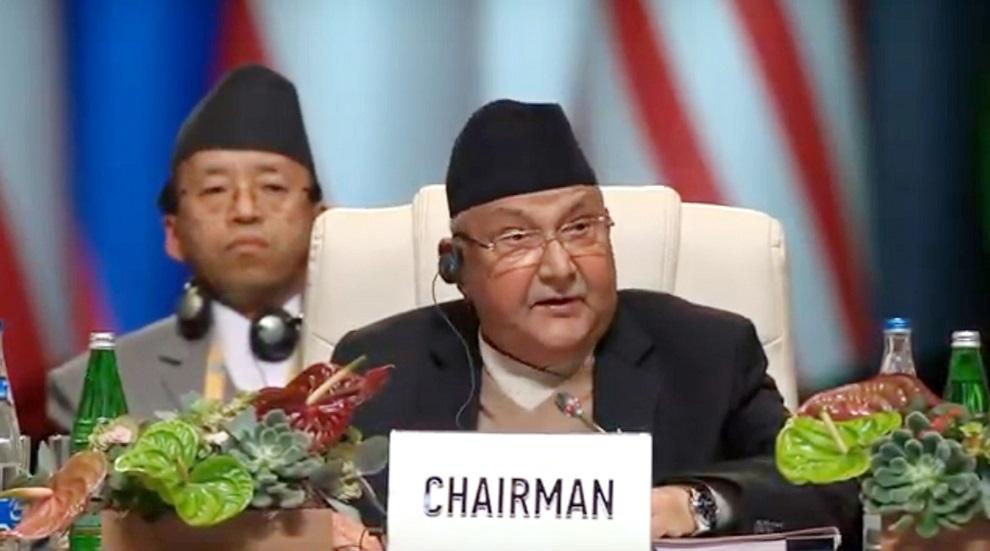 नेपाललाई आधुनिक, विकसित र सम्पन्न राष्ट्र बनाइने छः प्रधानमन्त्री ओली