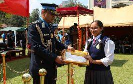 ६४ औं प्रहरी दिवस -प्रधानमन्त्री, गृहमन्त्री र आईजिपी एक ठाँउमा (१० तस्वीरसहित)
