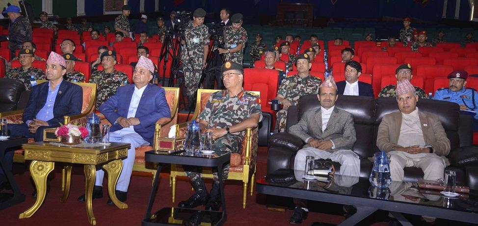 नेपाल भ्रमण वर्ष २०२० लाई नेपाली सेनाले यसरी बनाउँदैछ विशेष