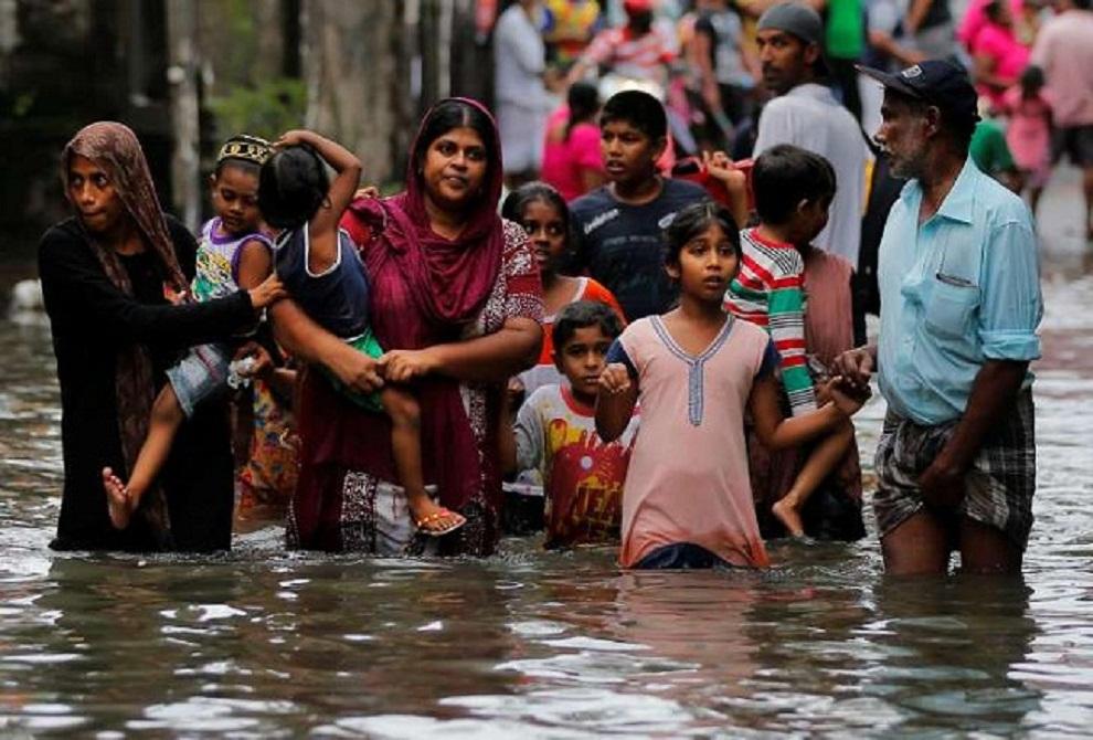 अत्यधिक बर्षाका कारण भारतको उत्तर प्रदेशमा १५ को मृत्यु