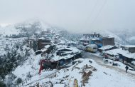 तीन–दिन देखी लगातारको हिमपातले हिमालीसहित उच्चपहाडी भूभागको जनजीवन प्रभावित