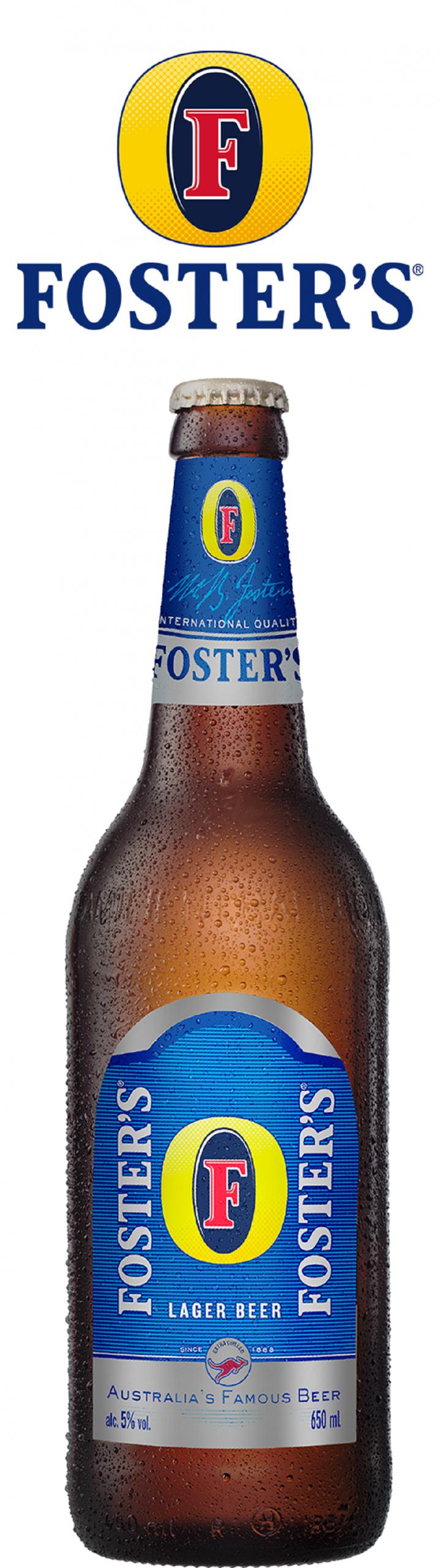 फोस्टर्स लागर बियर अब नेपालमा