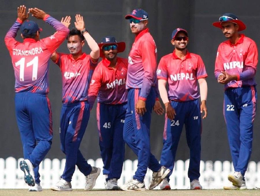 नेपालले गर्यो इमर्जिङ कप खेल्ने क्रिकेट टिमको घोषणा