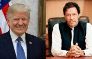 अमेरिकी राष्ट्रपति र पाकिस्तानी प्रधानमन्त्रीबीच फोनवार्ता
