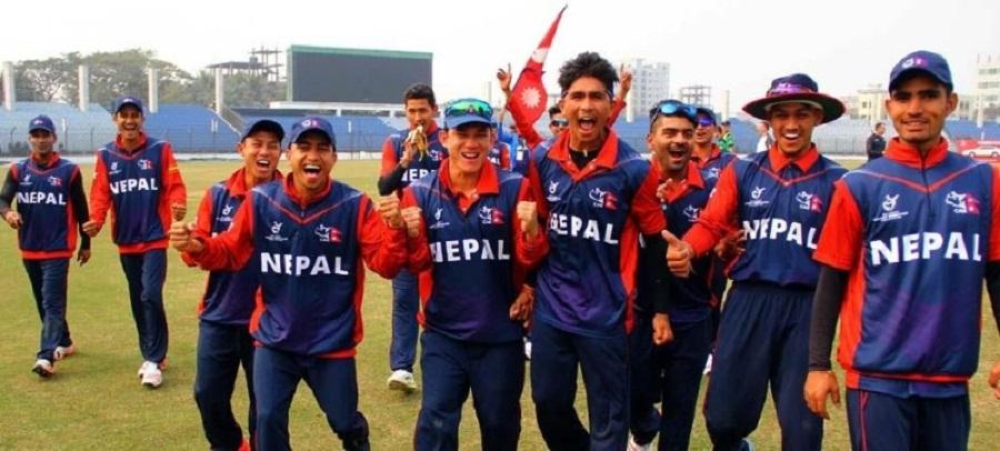 एसीसी इमर्जिङ एसिया कप क्रिकेटमा प्रतिस्पर्धा गरेको क्रिकेट टिम स्वदेश फर्कने