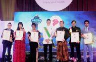 छैठौ अन्तराष्ट्रिय गोल्डेन ब्राण्ड अवार्ड २०१९ वाट चार नेपाली सम्मानित