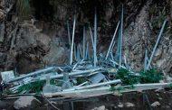 तल्लो डोल्पामा  मोबाइल अवरुद्ध , टावरको सामान बाटोमै अलपत्र