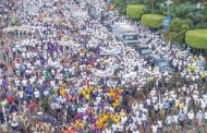 राष्ट्रपतिकै नेतृत्वमा भ्रष्टाचारविरुद्ध प्रदर्शन