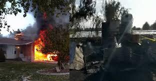 फार्ममा आगलागी हुँदा ८ बालबालिकासहित १३ पाकिस्तानीको मृत्यु