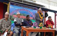 चापाकोट देउराली सांस्कृतिक महोत्सवको तयारी