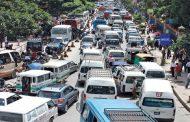 सागको समापनका दिन भोली काठमाडौंका विभिन्न सडकमा जोर नम्बरका गाडी चल्ने