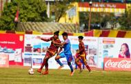 महिला फुटबलमा भारत फाइनलमा