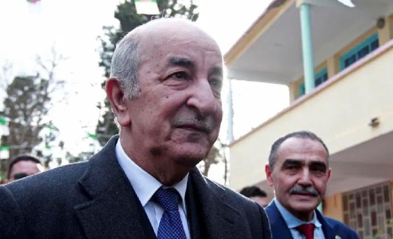 अल्जेरियाका नवनिर्वाचित राष्ट्रपतिद्वारा वार्ताको आह्वान