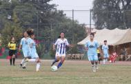 प्रधानसेनापति अन्तर्राष्ट्रिय महिला फुटबल शुरु : सैनिक खेलाडीबाट गोलको वर्षा