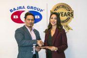 बज्रग्रुपको ब्राण्ड दूतमा मिस नेपाल 'श्रृङ्खला खतिवडा' नियुक्त