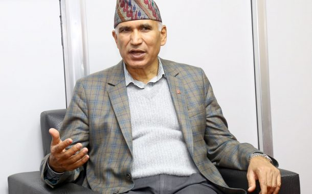 FM Poudel directs employees to meet revenue collection target