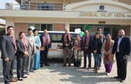 एभरेष्ट बैंकद्वारा सेल्फ–हेल्प ग्रुप फर सेरेब्रल पल्सी, नेपाललाई स्कुल भ्यान प्रदान