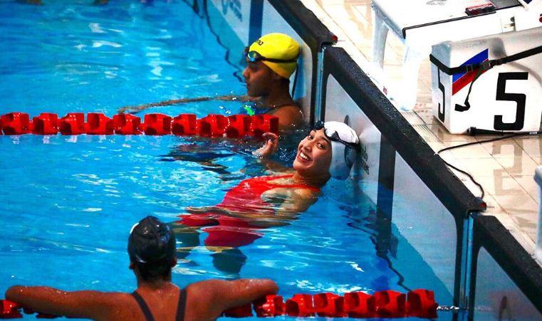 जलपरी गौरिका 'तीन स्वर्ण जित्ने' पहिलो नेपाली खेलाडी