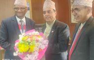 ग्लोबल आइएमई बैंक लिमिटेडको प्रमुख कार्यकारी अधिकृतमा