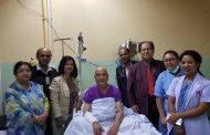 प्रधानमन्त्री ओली अस्पतालबाट डिस्चार्ज हुँदै