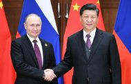 रूसी ग्यास पाइपलाइन चीन पुग्योः पुटिन र सीद्वारा उद्घाटन