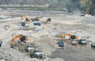 नदीजन्य पदार्थको अभाव हुँदा पूर्वाधार निर्माणमा समस्या