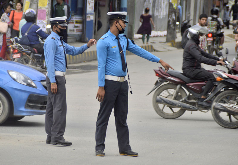 Traffic Police teams mobilised to prevent crowding