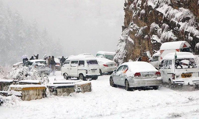 हिमपहिरोले लियो पाकिस्तानमा ५५ र अफगानिस्तानमा ११० जनाको ज्यान