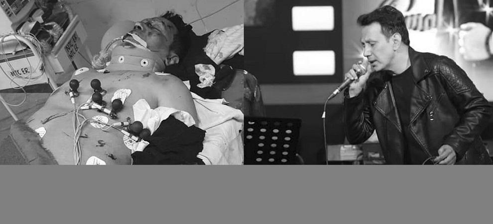 गायक निशान भट्टराईको सकियो गायन यात्राः मध्यरातको सवारी दुर्घटनामा भयो निधन