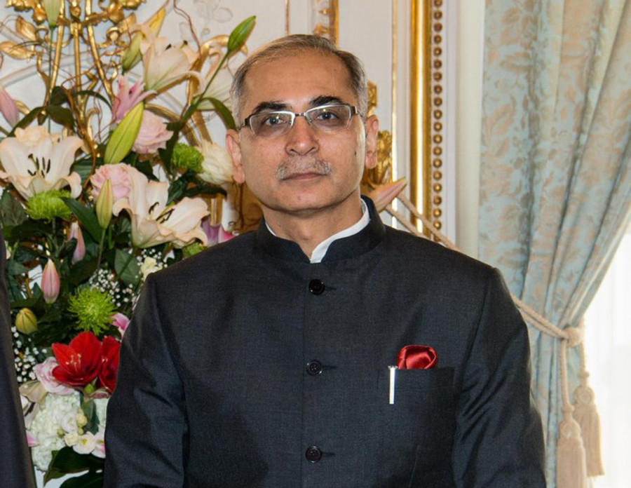 विजय मोहन क्वात्रा नेपालका लागि नयाँ भारतीय राजदूत