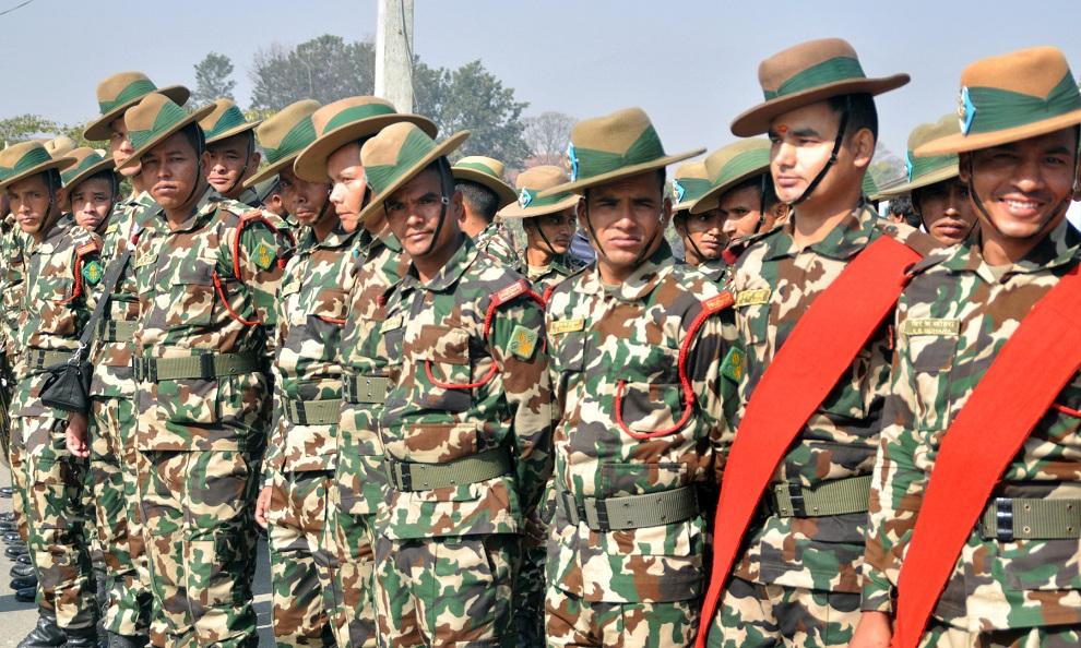 नेपाली सेना, काँग्रेस सभापति देउवा, कमल थापा लगायतले मनाए पृथ्वी जयन्ती (फोटो फिचर)