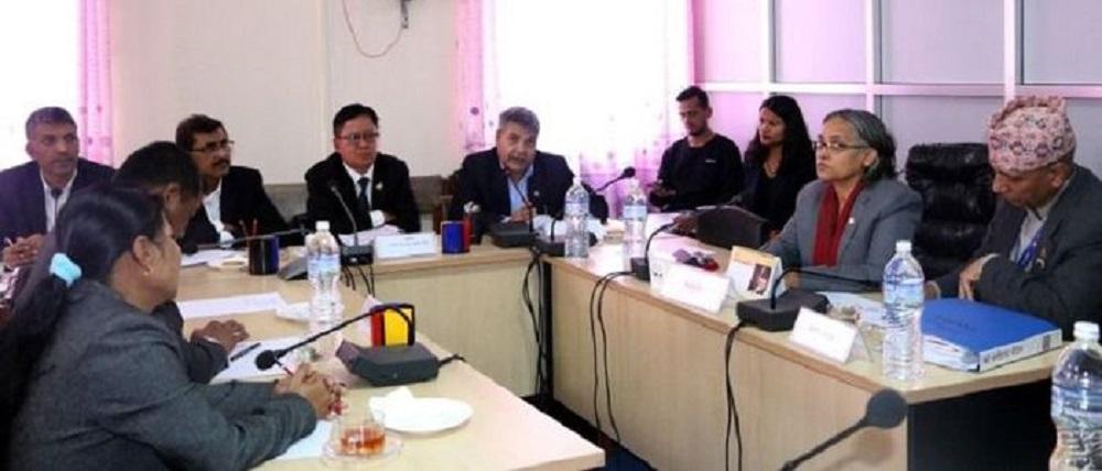 पुरानो संसद् भवन नयाँ बनाउन विकास समितिको निर्देशन