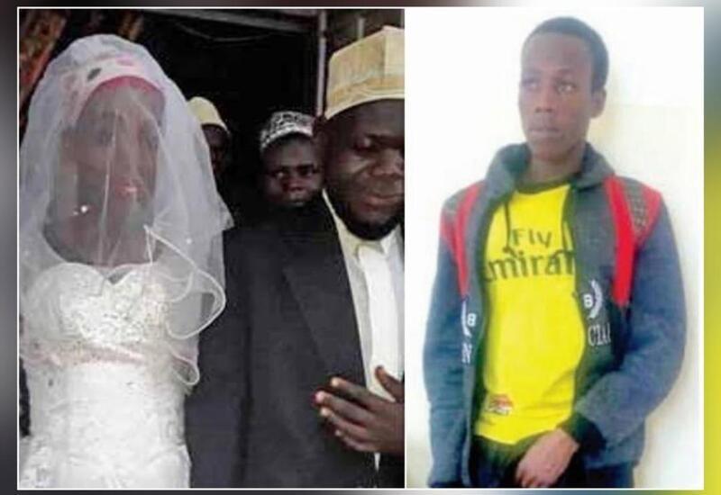 विवाह गराउने 'इमाम'को श्रीमती निस्किन् पुरुष !