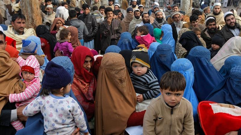 """अफगान शरणार्थी भन्छन्-""""घर फर्कन हामीलाई शान्तिपूर्ण वातावरण र जमिन चाहियो"""""""