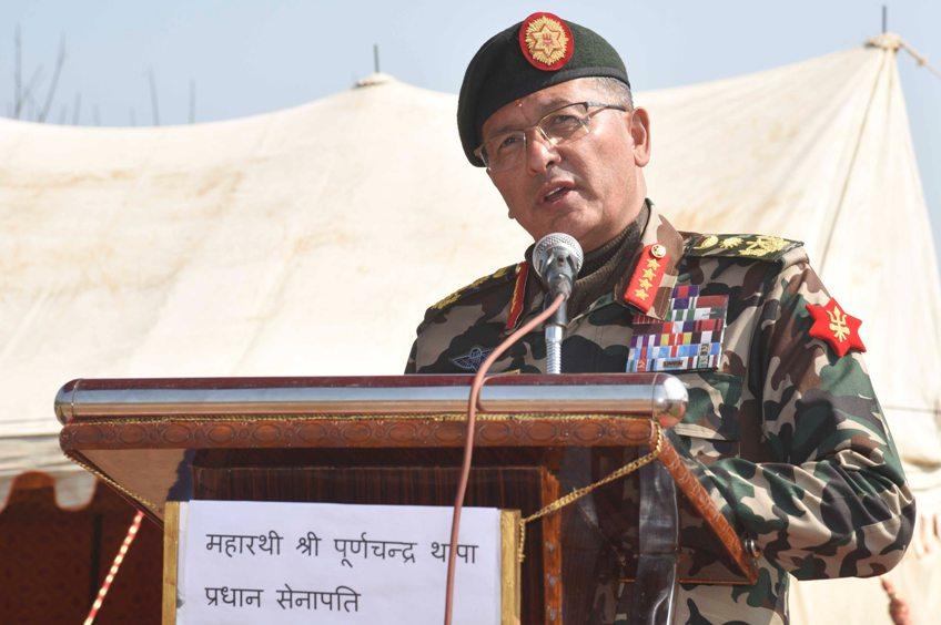 भूपू सैनिकको वीरता र समर्पणको सेनाले कदर गर्छः प्रधानसेनापति थापा