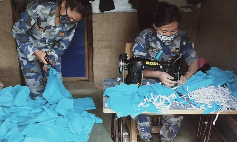 कोरोना नियन्त्रणमा सशस्त्रः उच्च मनोवलका साथ खटायो १८ हजार कर्मचारी