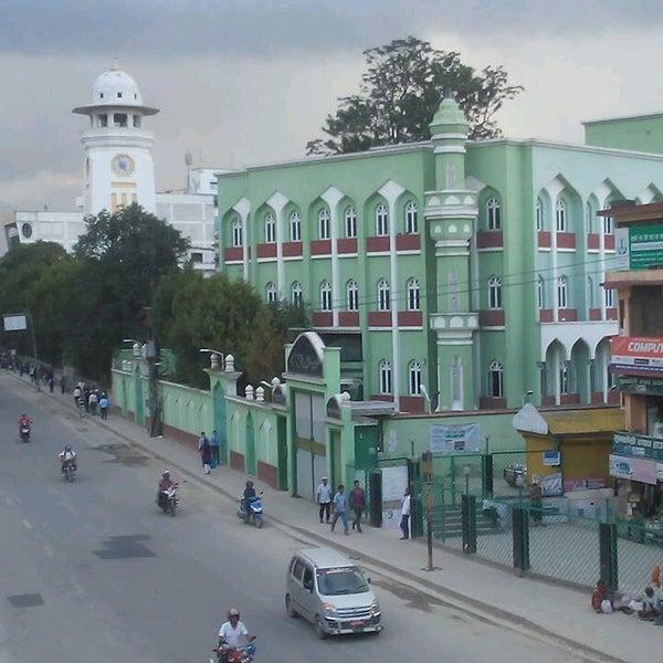 मस्जिद पुनर्निर्माण सम्पन्न